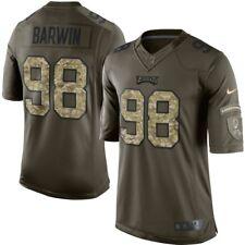 Nike NFL Salute to service Jersey Philadelphia Eagles #98 barwin * NOUVEAU * M (L)