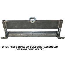 SWAG Off Road 20 TON Press Brake DIY Builder Kit