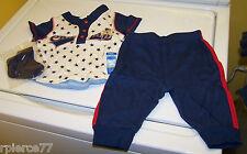 Shirt, Pants & Socks Set - Bon Bebe - 6-9 mos. - NWT!
