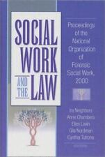 Social Work and the Law : Proceedings of the National Organization of Forensic