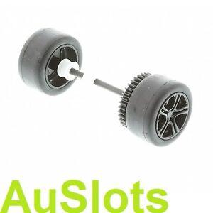 Scalextric W10207 McLaren 12C Rear Wheel Axle Assembly (C3171)