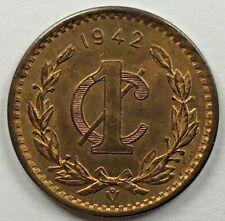 1942 Mexico 1 Centavo BU KM 415 (M747)