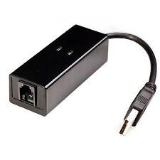 USB 56K External Dial Up Voice Fax Data Modem V.90 V.92 Win7 32/64 Bit XP