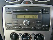 FORD FOCUS RADIO/ CD PLAYER, LS, 06/05-05/07