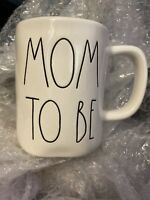 "New RAE DUNN Artisan Collection LL ""MOM TO BE"" Mug By Magenta"