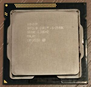 Intel Core i5-2500K 3,3 GHz Quad-Core CPU Prozessor
