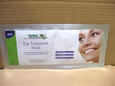 8 x SKIN DOCTOR HERBAL EYE TREATMENT MASKS ANTI WRINKLE COMBAT PUFFINESS EYES