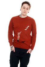 Unbranded Crew Neck Thin Knit Jumpers & Cardigans for Men