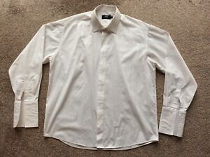 MENS M&S DRESS SHIRT 17 COLLAR