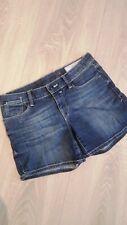 。☆*edc by Esprit Damen Jeans Short blau Gr.W26*☆。*U092*
