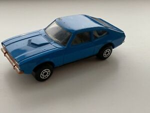 Vintage Matchbox Ford Capri II K-59 Super Kings made in Bulgaria