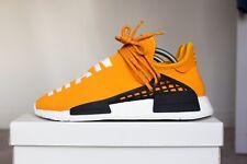 adidas Pharrell Williams HU NMD - Tangerine - UK 7 - Brand New - 100% Genuine