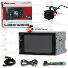 PIONEER AVH-1500NEX CAR 2DIN 6.2 DVD CD BLUETOOTH STEREO FREE 170° REAR CAMERA