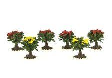 Jordan Modellbau - H0: 6 Büsche, blühend, 1,5 cm - NEU + OVP (JO 9A)
