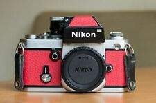 Nikon F2 Film Camera w/ DP-1 Finder. Metering NOT Working! SUPERB Cosmetic Cond.