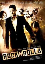 ROCKNROLLA - DVD - REGION 2 UK