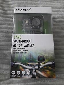 INTEMPO wasserdichte Action Kamera HD Qualität 1080p 12mp-NEW SEALED BOX