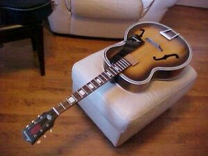 Harmony Electric guitar 1960s Clean!