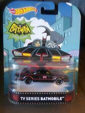 Hot Wheels 1:64 Scale Retro Entertainment TV Series Batmobile-DJF46 NIB