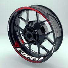 "JANTES autocollant MOTO LISERET AUTOCOLLANT wheelsticker ""Dainese"""