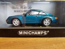 Minichamps 1/43 Porsche 993 1993 - Green metallic - special color
