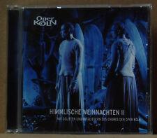 CD Oper Köln Himmlische Weihnachten II  Oper Köln 2005