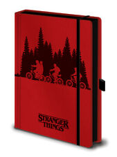 Retry 80s Style Stranger Things Season 2 VHS Premium A5 Notebook