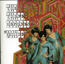 The Three Degrees - Maybe [New CD] UK - Import