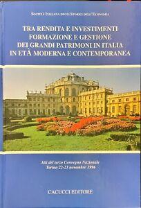 TRA RENDITA E INVESTIMENTI - CACUCCI 1998
