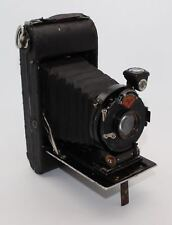 Agfa Standard 254 Folding 120 Film Camera with working shutter: GC/tested c.1927