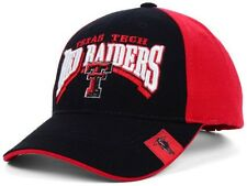 "Texas Tech Red Raiders NCAA Top of the World ""Full Force"" Adjustable Cap Hat"
