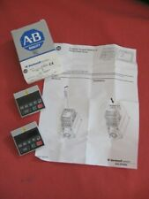 (2) Allen Bradley 160-P1 Program Keypad Module Series A