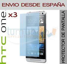 3x PROTECTOR DE PANTALLA HTC ONE (M7) EN ESPAÑA