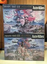 Avalon Hill Board Game Axis /& Allies Pacific 1940 2nd Edition english Wiza