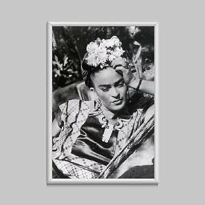 Frida Kahlo de Rivera Mexican Artist Vintage Gifts Wall Decor Poster [No Framed]
