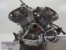 2004 Harley VRSC VRSCA V-Rod Engine Motor VIDEO 17K Compr Test 02-06 HD124