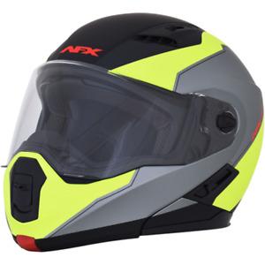 2021 AFX FX-111 Modular Street Motorcycle Helmet Pick Size & Color