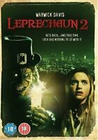 Leprechaun 2 - 2008 Warwick Davis, Charlie Heath New and Sealed UK Region 2 DVD