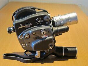 Beaulieu R16 con Angenieux zoom 17-68 mm, f 1:2.2