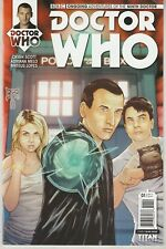 Doctor Who - Ongoing Adventures of The Ninth Doctor #1 Titan Comics 2016 Cover E