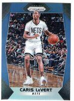 2017-18 Panini Prizm Basketball Caris LeVert Blue Prizm /199 #157 Brooklyn Nets