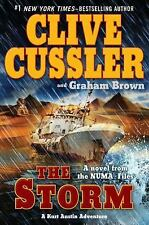 NUMA Files: The Storm No. 10 by Graham Brown and Clive Cussler (2012, Hardcover)