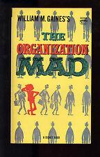 The Organization Mad (1960) PB 13th Pr 50c Cover Wally Wood Martin Jack Davis VF