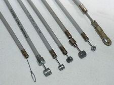 Vespa Piaggio PX 125 150 200 1. série - câble Bowden SET Cable - 7 pièces NEUF