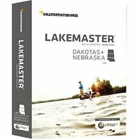 IA//IL//KS//MO//NE LAKEMASTER HB Chart Great Plains SD Card Humminbird 600017-5