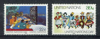 19194) UNITED NATIONS (New York) 1987 MNH** Nuovi** UNO.