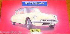 Citroen DS 19 PKW Heller Modello Kit 80162 Kit 1:43 OVP å
