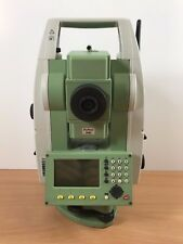 LEICA TS06 POWER 5 SEC R400 REFLECTORLESS TOTAL STATION - SERVICED & CALIBRATED