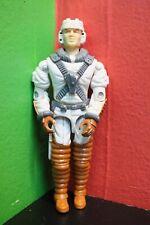 New listing Hasbro 1990 G.I. Joe Gi Joe Avalanche Pilot Cold Front Action Figure See Desc