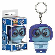 Sadness Disney Pixar Inside Out Funko Pocket POP! Keychain NEW